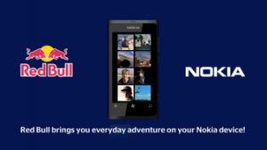 Nokia Lumia Red Bull Handy