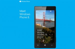 Windows Phone 8 event